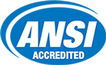 ANSI accredited #1246